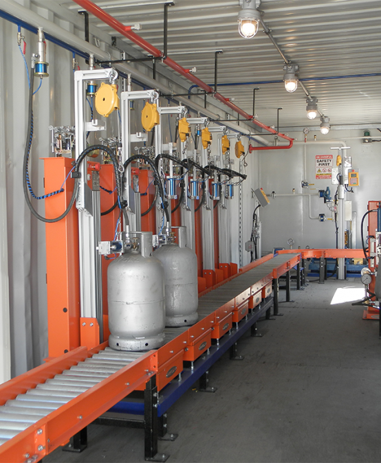 Overview of Safety during LPG Handling & Bottling Operations